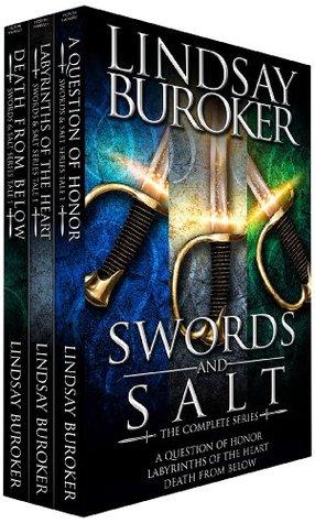 Swords and Salt - The Complete Series by Lindsay Buroker