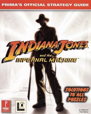 Indiana jones and the infernal machine primas official strategy 372699 publicscrutiny Image collections