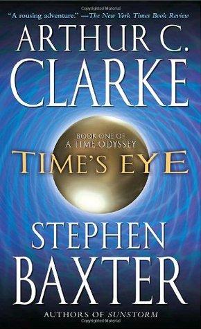Time's Eye (A Time Odyssey, #1)