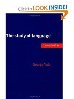 referential communication tasks yule george