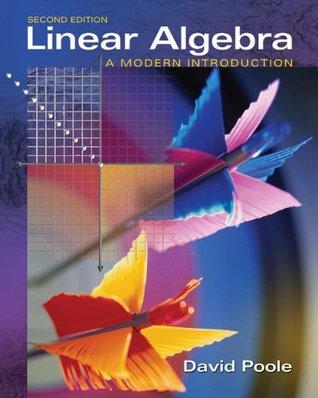 linear algebra a modern introduction by david poole rh goodreads com Linear Combination Linear System