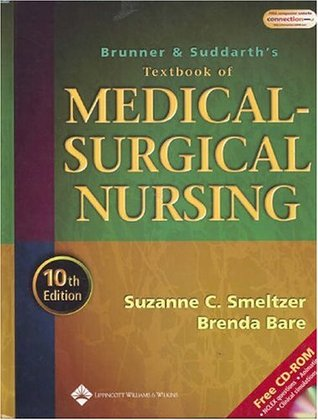 Brunner and suddarths textbook of medical surgical nursing by brunner and suddarths textbook of medical surgical nursing by suzanne c oconnell smeltzer fandeluxe Image collections