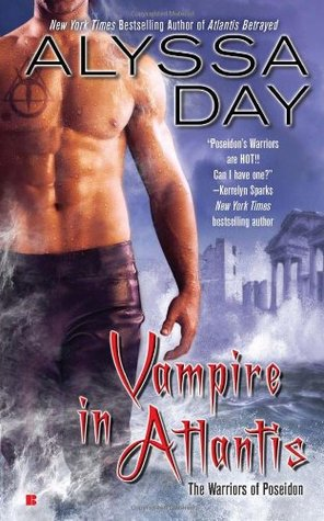 Book Review: Alyssa Day's Vampire in Atlantis