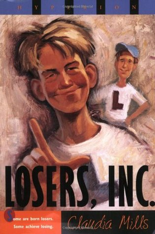 Losers, Inc. by Claudia Mills