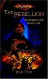 The Rebellion (Dragonlance: The Stonetellers, #1)