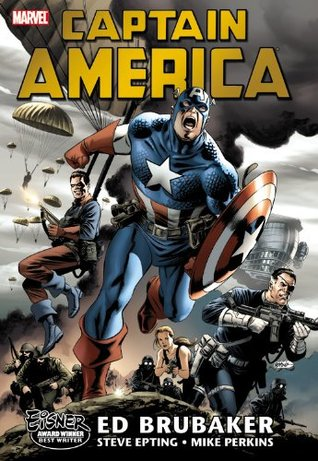 Captain America by Ed Brubaker by Ed Brubaker