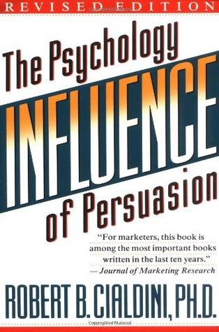 Power of persuasion cialdini