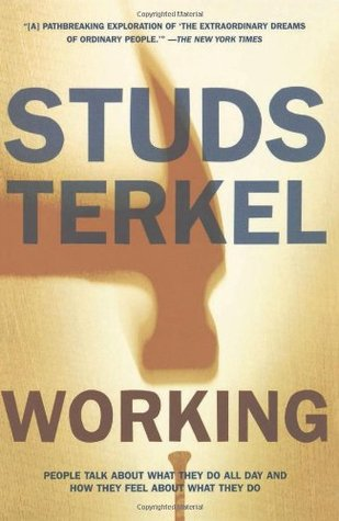 Working by Studs Terkel