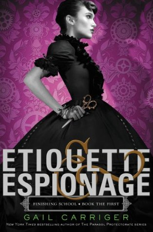 Etiquette & Espionage - FREE PREVIEW (The First 3 Chapters) (Finishing School)