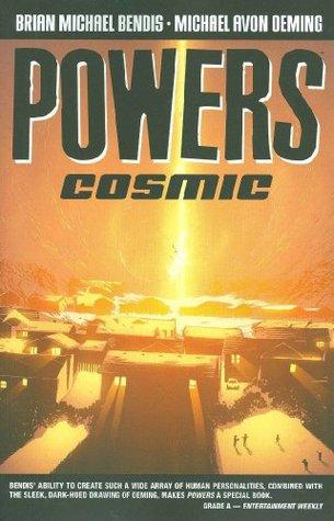 Powers, Vol. 10: Cosmic