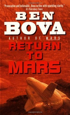 Return to Mars by Ben Bova
