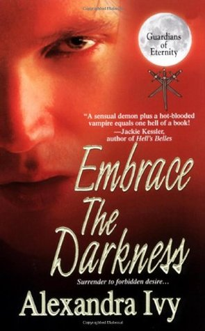 Book Review: Alexandra Ivy's Embrace the Darkness