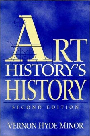 Art History's History