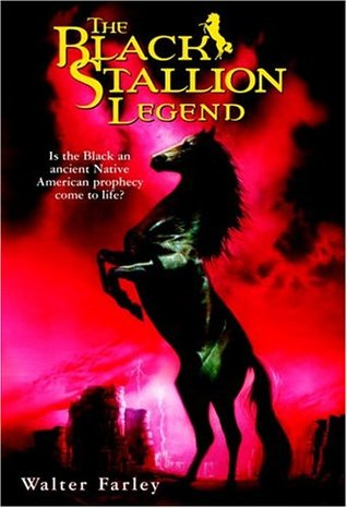 The Black Stallion Legend by Walter Farley