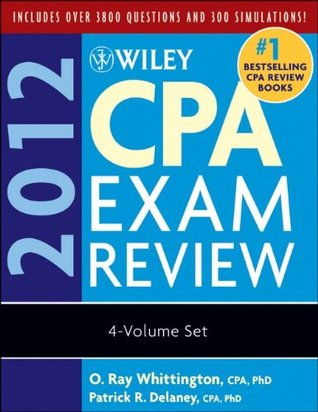 wiley cpa exam review 2008 wiley cpa examination review by o ray rh goodreads com Preparing for the CPA Exam CPA Study Materials