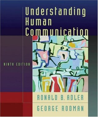 Wrg-4948] understanding human communication 2nd edition by adler.