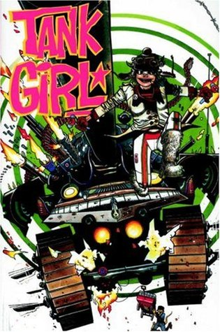 Tank Girl 3 by Alan C. Martin