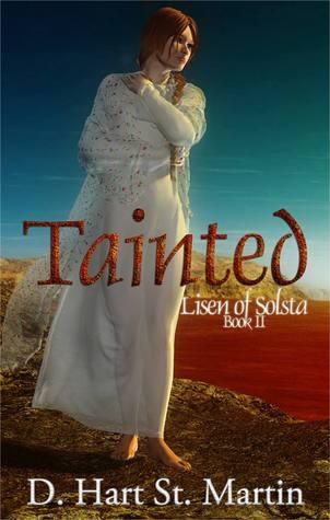 Tainted (Lisen of Solsta, #2)