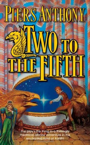 Two to the Fifth by Piers Anthony