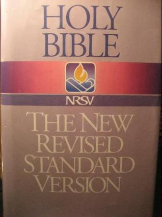 Holy Bible: New Revised Standard Version/Black Letter Edition