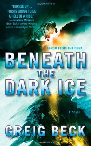 Beneath the Dark Ice (Alex Hunter, #1)