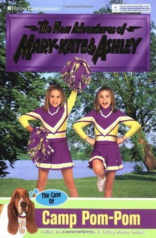 The Case of Camp Pom-pom (The New Adventures of Mary Kate and Ashley, #36)