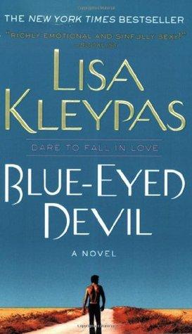 Blue-Eyed Devil by Lisa Kleypas