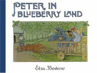 Peter in Blueberry Land: Mini Edition