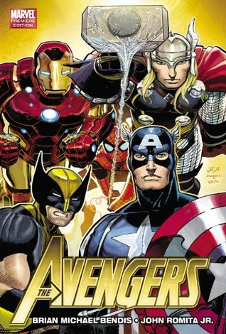 The Avengers, Volume 1 by Brian Michael Bendis