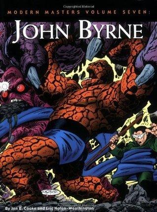 Modern Masters Volume Seven: John Byrne