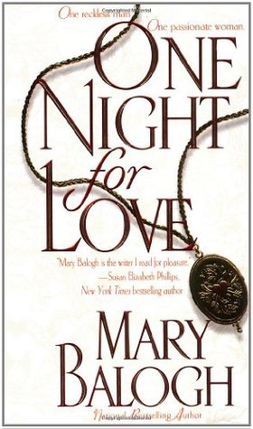 One Night for Love (Bedwyn Prequels, #1)