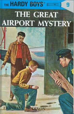 The Great Airport Mystery by Franklin W. Dixon
