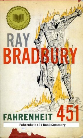 Fahrenheit 451 Book Summary by Hawthorne Publishers