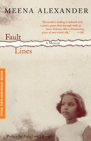 Fault Lines: A Memoir (The Cross-Cultural Memoir Series)