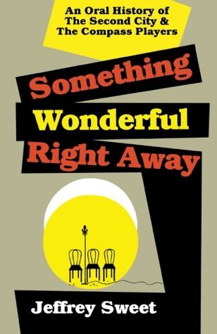 Something Wonderful Right Away book cover