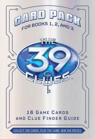 The 39 Clues Card Pack For Books 1, 2, and 3