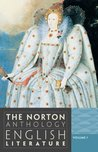 The Norton Anthology of English Literature, Vol 1 by M.H. Abrams