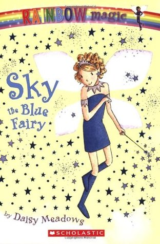 Sky the Blue Fairy (Rainbow Magic, #5)