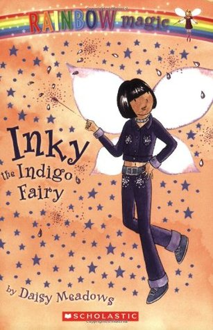 Inky The Indigo Fairy by Daisy Meadows
