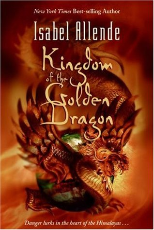 Kingdom of the Golden Dragon (Eagle and Jaguar, #2)