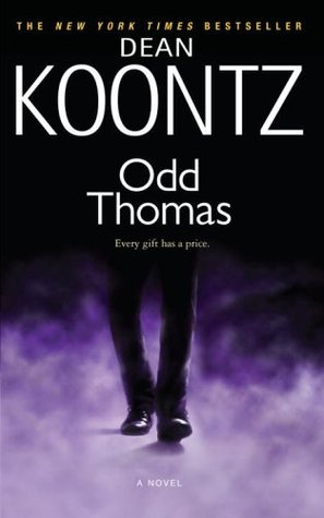 how many odd thomas books are there