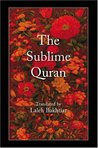 The Sublime Quran by Anonymous