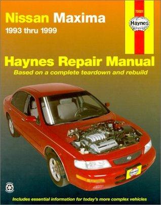 Nissan Maxima: 1993-1999