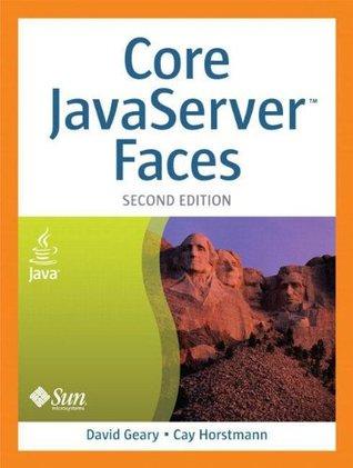Core JavaServer Faces (Core Series)