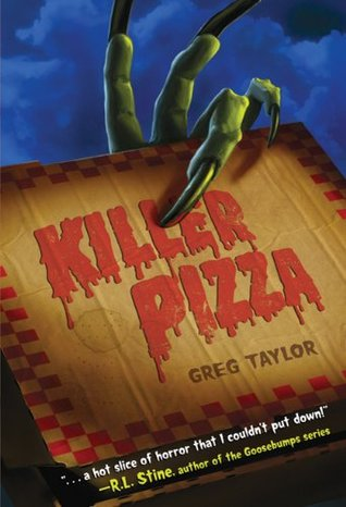 Killer Pizza by Greg     Taylor