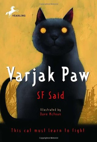 Varjak Paw by S.F. Said