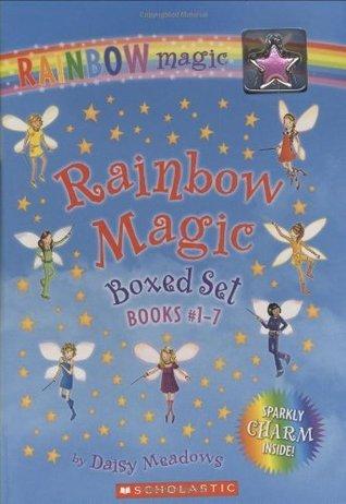 Rainbow Magic: #1-7 [Boxed Set]