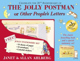 The jolly postman or other peoples letters by janet ahlberg spiritdancerdesigns Images