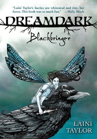 Blackbringer by Laini Taylor
