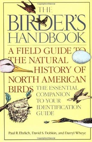 Birder's Handbook by Paul R. Ehrlich